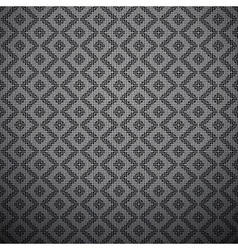 Geometric mesh pattern vector