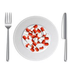 Breakfast hypochondriac vector
