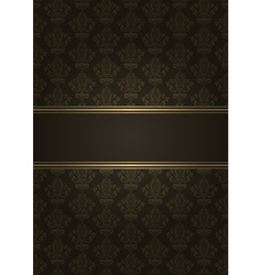 Brown background vector