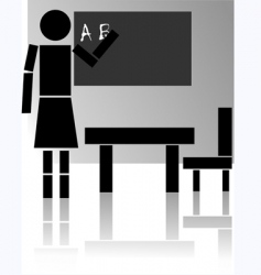 Teaching vector