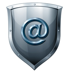 Secure e-mail vector