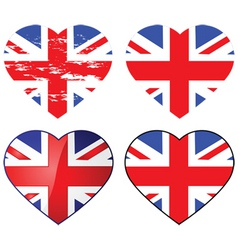 Love uk vector