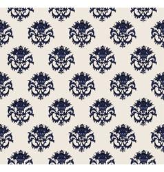 Retro seamless wallpaper vector