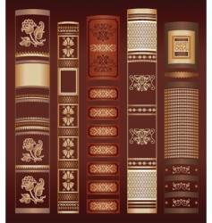 Book background vector