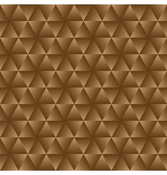 Abstract gold gradient pattern vector