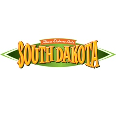 South dakota mount rushmore state vector