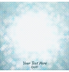 Shine abstract blue background vector