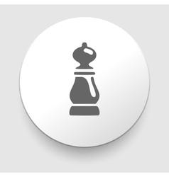 Salt or pepper symbol vector