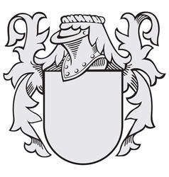 Aristocratic emblem no34 vector