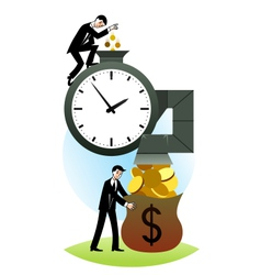 Investment concept vector