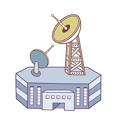 A broadcasting vector