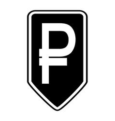 Pound symbol button vector