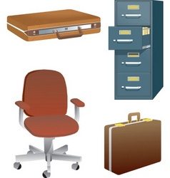 Object illustrations vector