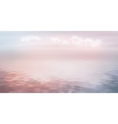 Sea ocean background vector