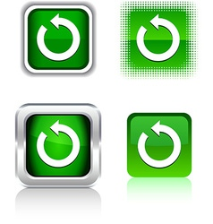Refresh icons vector