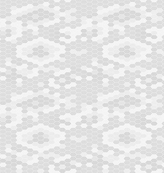 Snake skin texture seamless pattern gray vector