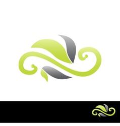 Nature symbol vector