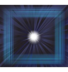 Star burst background vector