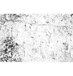 Cracked plaster vector