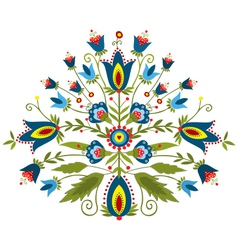 Polish embroidery design inspiration vector