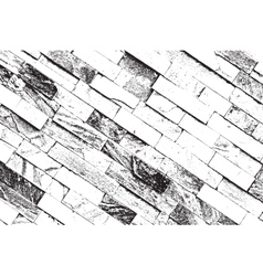 Decorative brickwall vector