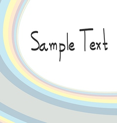Abstract backgrounds sample text vector