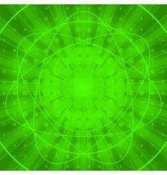 Background abstract yellow radial vector