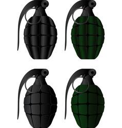 Grenades vector
