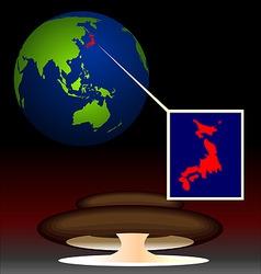 Global radioactive vector