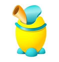Wastebasket vector