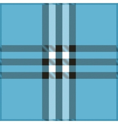 Plaid texture background vector