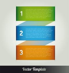 Banner design template eps10 vector