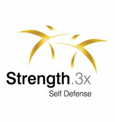 Strength logo vector