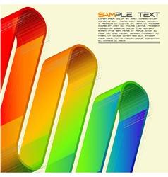 Wavy gradient vector