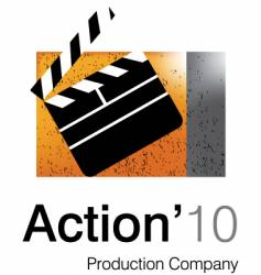 Action logo vector