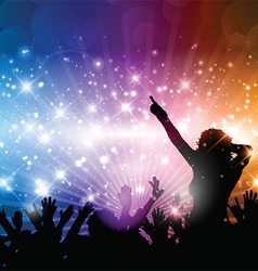 Party background 1007 vector