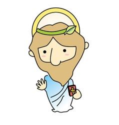 Jesus vector