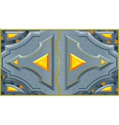Sliding doors vector