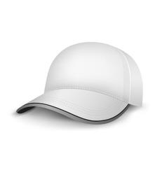 White cap vector