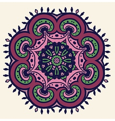 Henna pattern backgrounds vector
