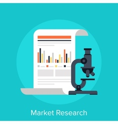 Market research vector
