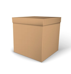 Package box vector