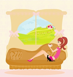 Relax time vector