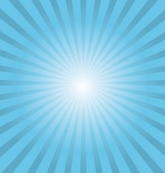 White rays background vector