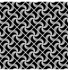 Design seamless decorative geometric pattern vector