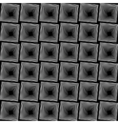 Black and white optical vector