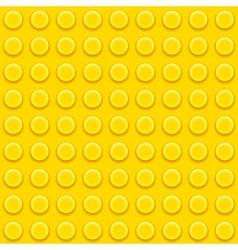 Lego blocks pattern vector