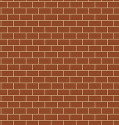 Seamless pattern with brick wall texture vector