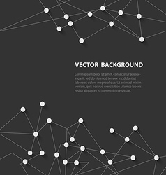 Polygonal background4 vector