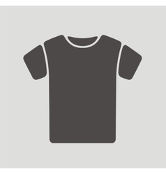 T-shirt icon vector